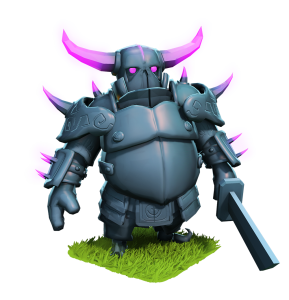 Clash-of-Clans-Pekka-Character